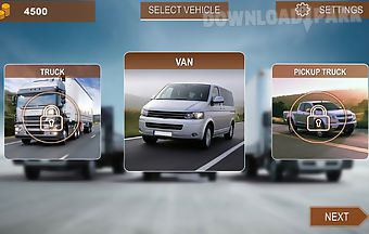 Delivery truck simulator 2016