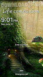 fireflies: jungle