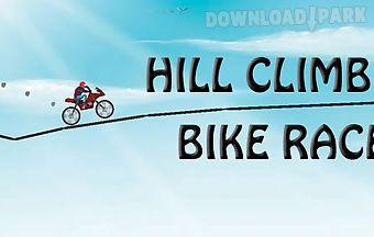 Hill climb bike race