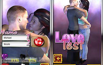 Romantic test 2012