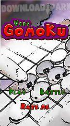 very gomoku - five in a row