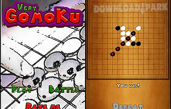 Very gomoku - five in a row