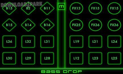 bass drop drum and bass lite