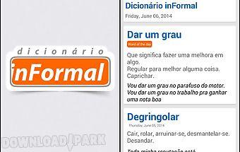 Dicionário informal