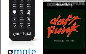 Grace digital remote control