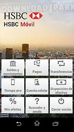 Hsbc móvil- méxico Android Anwendung Kostenlose