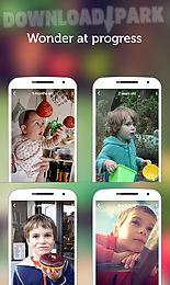 lifecake - baby photo timeline