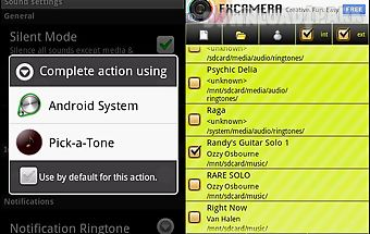 Mp3 ringtones picker