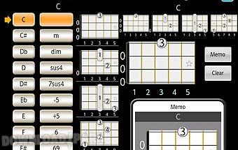 Uchord(ukulele chord finder)