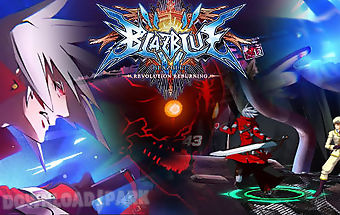 Blazblue: revolution reburning. ..