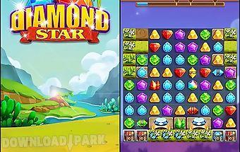 Jewels star legend: diamond star