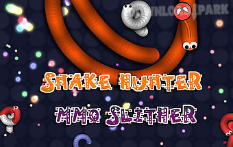 Snake hunter: mmo slither