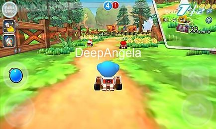speed racing: kart