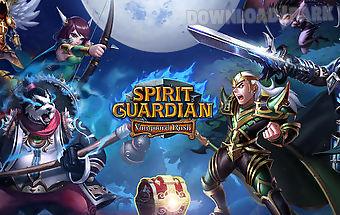 Spirit guardian: vanguard rash