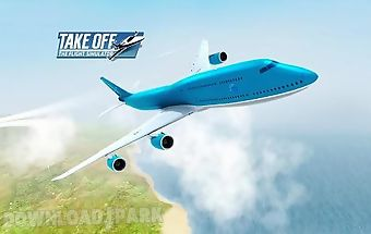Take off: the flight simulator