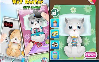 Baby pet: vet doctor
