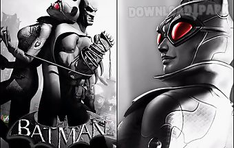 Batman arkham city the best live..