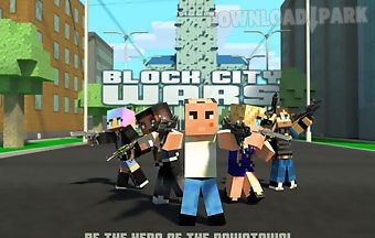Block city wars: mine mini shoot..