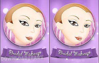 Bridal makeup free