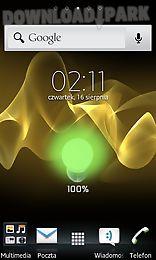 bulb battery widget