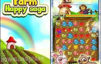 Farm saga: fruits king. farm hap..