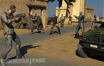 Grand city desert 3d simulator