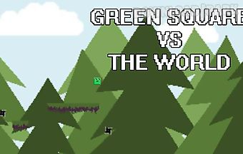 Green square vs the world