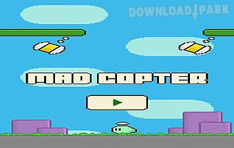Mad copter adventure plus