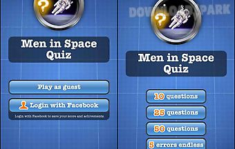 Man in space quiz free