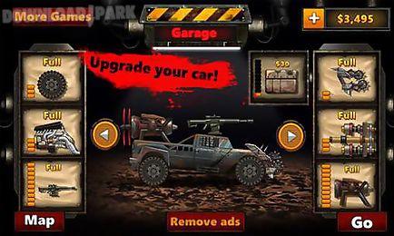 monster car: hill racer 2