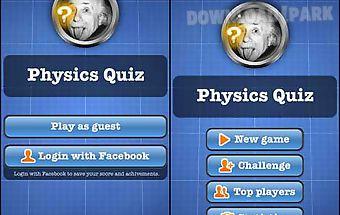 Physics quiz free