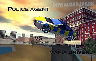 Police agent vs mafia driver