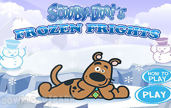 Scooby doo frozen frights