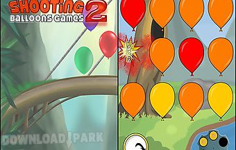 Shooting balloons games 2