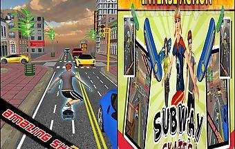 Subway skates 3d