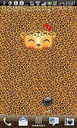 zoo: leopard