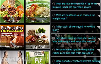 Best fat burning foods recipes -..