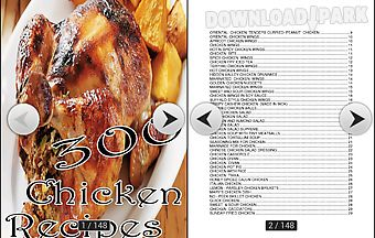 Chicken recipes 300