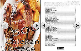 Chicken recipes 300