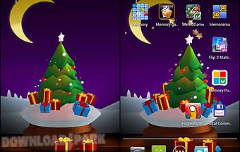 Christmas story live wallpaper f..