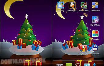 Christmas story live wallpaper f..