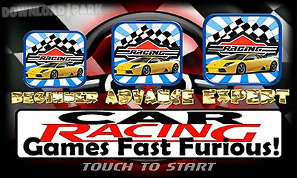 cool car f1 racing game for fan of fast furious