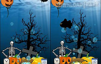 Halloween ocean live wallpaper