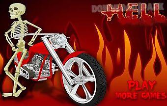 Hell death raceracing moto