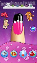 nail art - game for girls