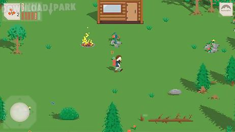 on my own: woodland survival adventure