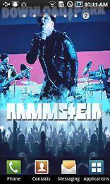 rammstein live wallpaper