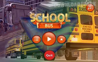 School bus - the best school bus..