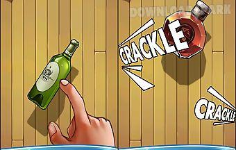 Smash bottle