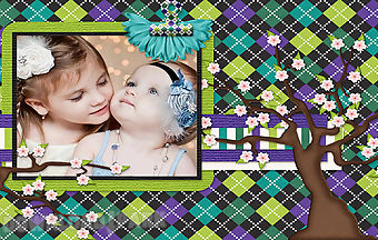 Super kids photo frames
